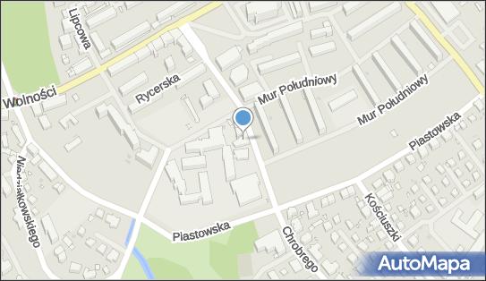 Komenda Powiatowa Państwowej Straży Pożarnej, Choszczno - Straż Pożarna