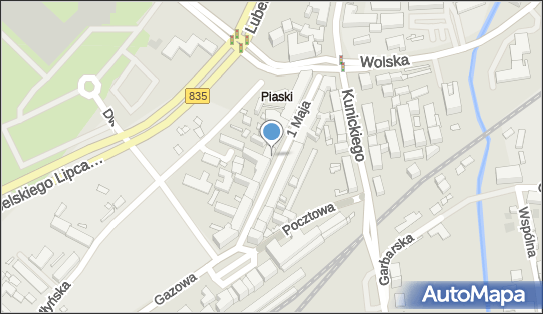 Zakład bukmacherski STS, Lublin, 1 Maja 49/3  - STS - Zakład bukmacherski