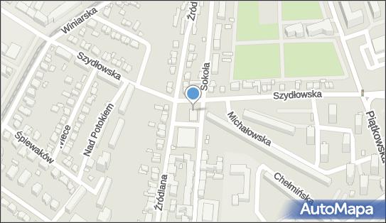 Sala Królestwa Świadków Jehowy, 60-644 Poznań, Sokoła 32  - Świadkowie Jehowy
