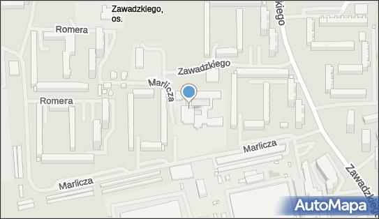 Nr 45,  Szczecin, Andrzeja Benesza 75  - Szkoła podstawowa