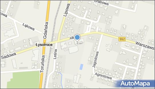 w  ZS nr 1, 87-148 Łysomice, Warszawska 1  - Szkoła podstawowa