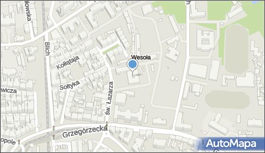 CENTERMED, Kraków, Św. Łazarza 14  - Szpital