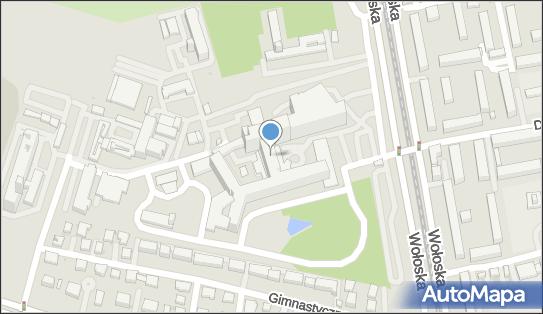 Centralny Szpital Kliniczny MSW w Warszawie, Warszawa