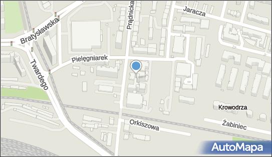 Specjalistyczny Szpital Miejski im. Gabriela Narutowicza, Kraków - Szpital
