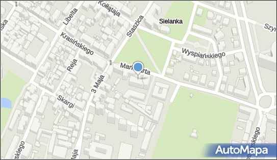 Szpital MSWiA, Bydgoszcz, ks. Ryszarda Markwarta 4-6  - Szpital