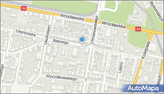 Szpital Specjalistyczny Nr 2,  Bytom, ul. Batorego 15  - Szpital