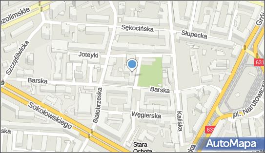 Wojewódzki Szpital Chirurgii Urazowej św. Anny, Warszawa
