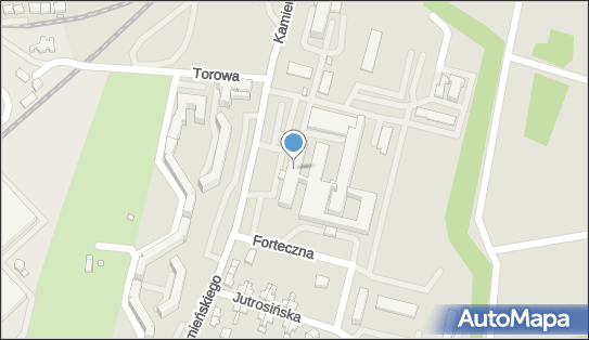 Wojewódzki Szpital Specjalistyczny, Wrocław, Kamieńskiego 73A 73a