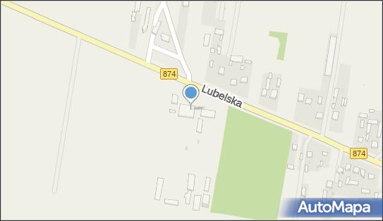 Szrot, Markuszów, Droga nr 12,17,E372  - Szrot