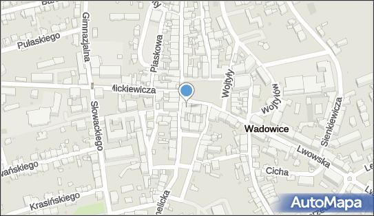T-Mobile, 34-100 Wadowice, Plac Jana Pawła II 10  - T-Mobile - Sklep