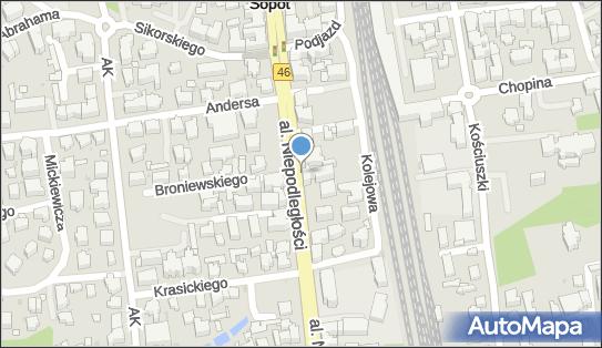 Postój Taxi, Sopot - Taxi - Postój