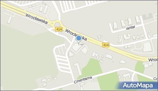 Toyota,  Opole, Wrocławska 119  - Toyota - Dealer, Serwis