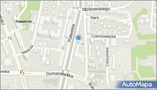 TDT Biuro, Warszawa, ul. Chałubińskiego 4
