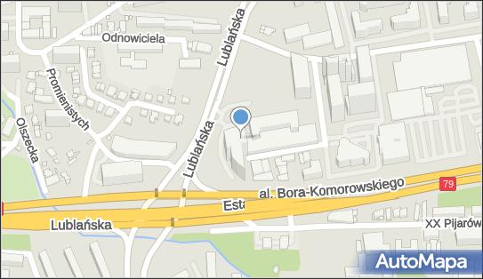 UPC, Kraków, Lublańska 38