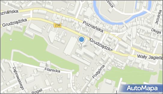 USC, Bydgoszcz, Grudziądzka 9-15  - Urząd Stanu Cywilnego