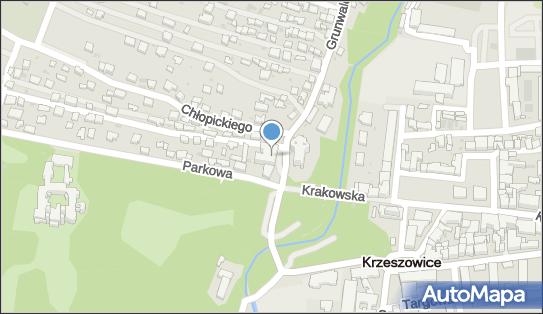 Urząd Miasta, 32-065 Krzeszowice, Grunwaldzka 4  - Urząd Miasta