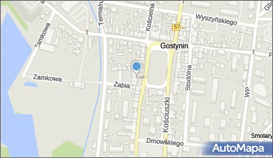 Urząd Miasta, 09-500 Gostynin, Rynek 26  - Urząd Miasta