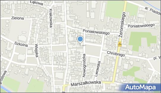 Urząd Stanu Cywilnego, 66-530 Drezdenko, Warszawska 1  - Urząd Stanu Cywilnego