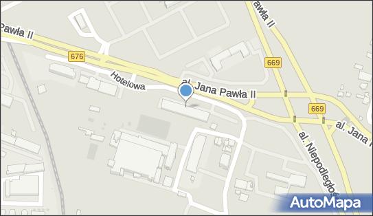 Serwis Peugeot i Citroen, Białystok, Al. Jana Pawła II 85