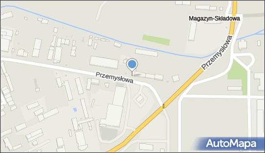 TRANS-WIERT Sp.z o.o., Jasło, Przemysłowa 11  - Warsztat naprawy samochodów
