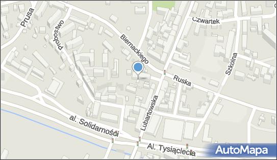 Opon-Serwis, Lublin, Lubartowska 30b
