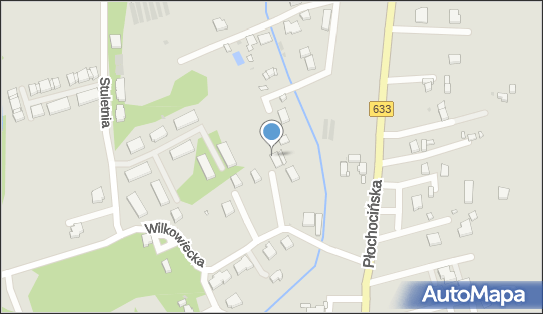 USMOT, Warszawa, Wilkowiecka 25