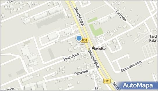 Wulkanizacja, Opony, 03-186 Warszawa, Modlińska 105  - Wulkanizacja, Opony