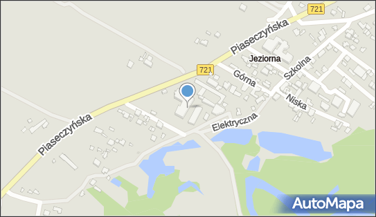 PGE ZEW-T, Konstancin-Jeziorna, ul. Piaseczyńska 52