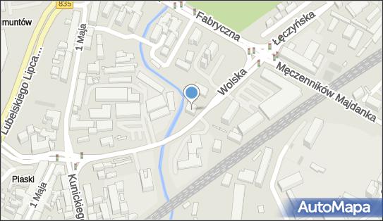 Zakład energetyczny, Lublin ZE Lublin -Miasto, Wolska 12