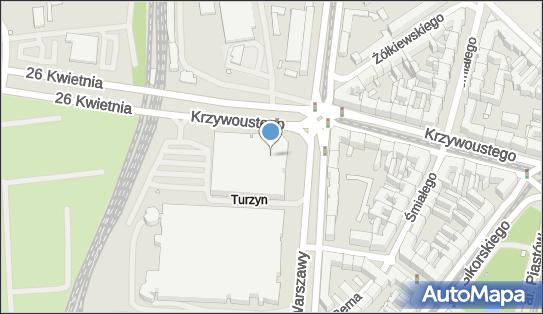 Optik Center, Szczecin, Bohaterów Warszawy 42/43