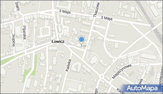 Zakład optyczny,  Łowicz, Plac Koński Targ 7  - Zakład optyczny