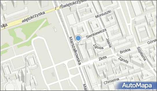 Zara, Warszawa, Marszałkowska 104-122