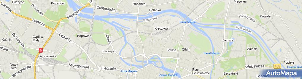 Zdjęcie satelitarne Auto-Komfort Bis