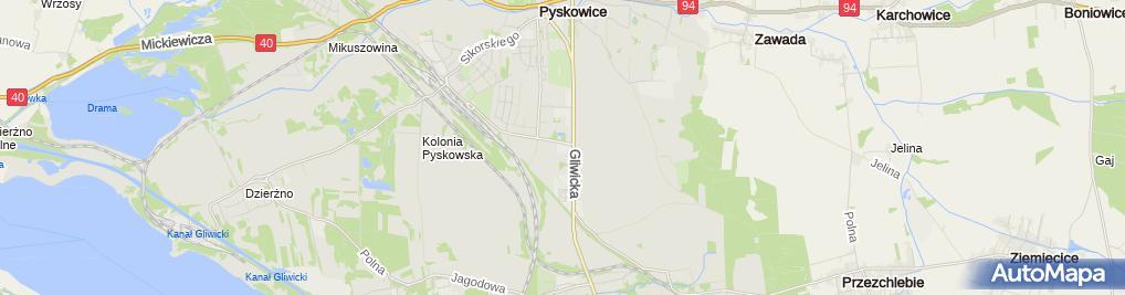 Zdjęcie satelitarne Specjalista