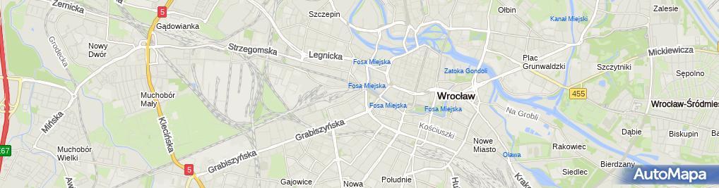 Zdjęcie satelitarne Elektronik S.C. J.Gorczakowski A.Gorczakowska
