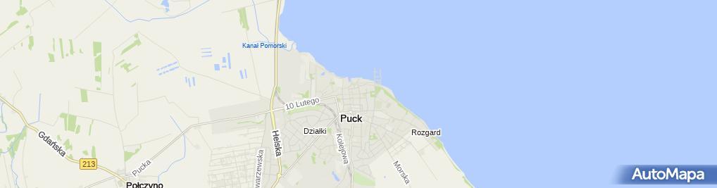 Zdjęcie satelitarne Sklep, Hurtownia Elektryczny