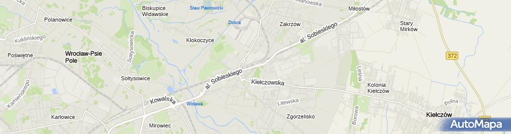 Zdjęcie satelitarne Radar, pomiar prędkości