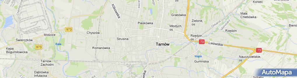 Zdjęcie satelitarne Anko-Pol