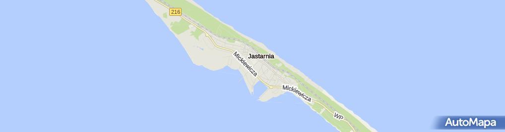 Zdjęcie satelitarne Krystianek