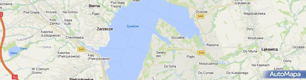 Zdjęcie satelitarne Mega