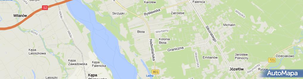 Zdjęcie satelitarne Stanwex I