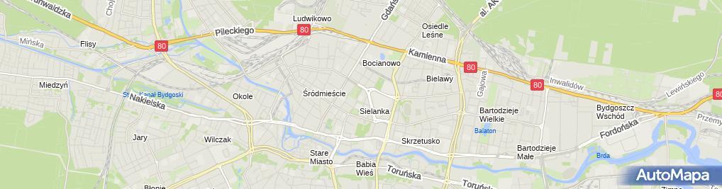 Zdjęcie satelitarne Publiczne Nr 22