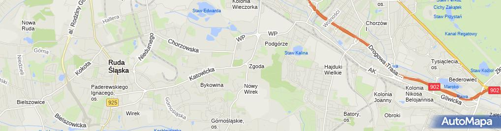 Zdjęcie satelitarne PSB-KENPOL