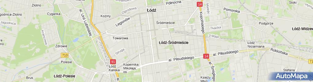 Zdjęcie satelitarne Restauracja Istanbul-Tajmahal