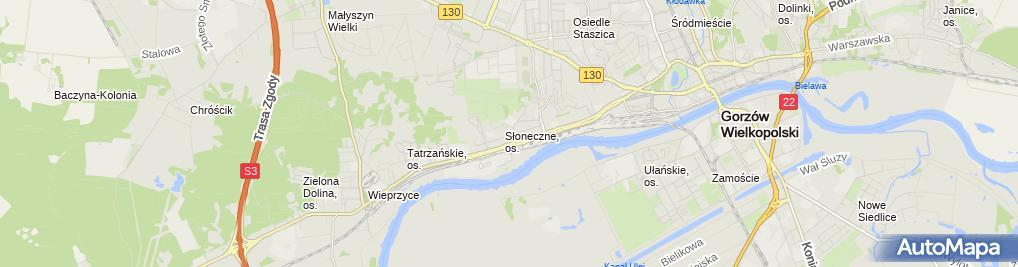 Zdjęcie satelitarne WIN SPORT