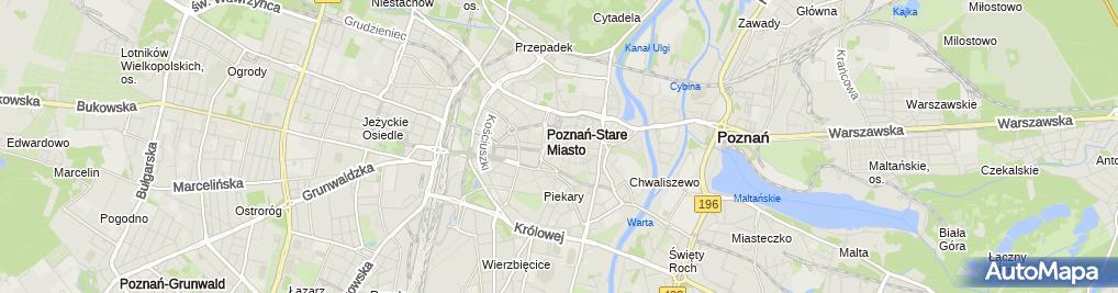 Zdjęcie satelitarne Terenowa Stacja Sanitarno-Epidemiologiczna