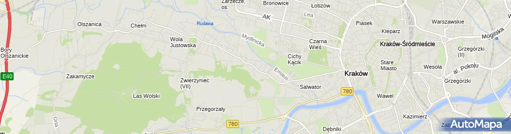 Zdjęcie satelitarne MEDDENT