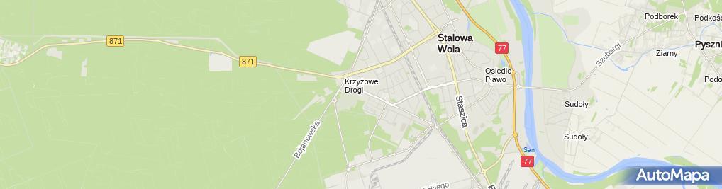 Zdjęcie satelitarne Memento