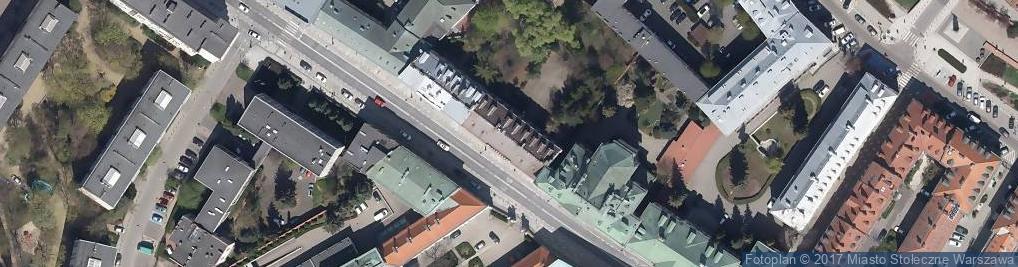 Zdjęcie satelitarne Medyczna - Zakład Stomatologii Dziecięcej