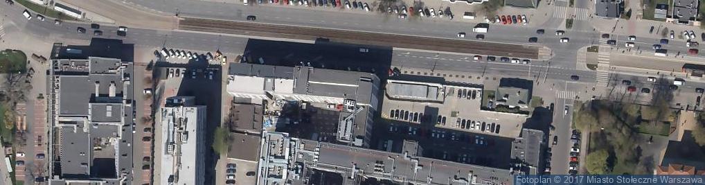 Zdjęcie satelitarne Fabryka Słodyczy Emil Wedel